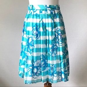 Lilly Pulitzer Shorely Tossing the Line Skirt